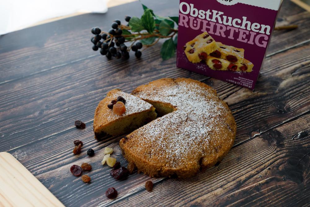 Bauck Hoff オーガニック・グルテンフリーバニラケーキミックス粉